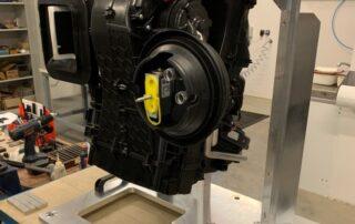 Přípravek pro 3D měření