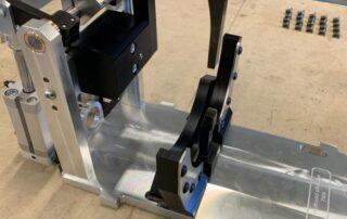Vyvažovací přípravek ventilátorů 2