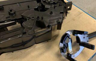 montážní přípravek pro ventilátory