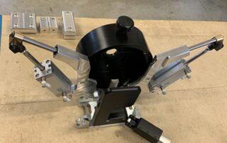 vyvažovací přípravek ventilátorů 1